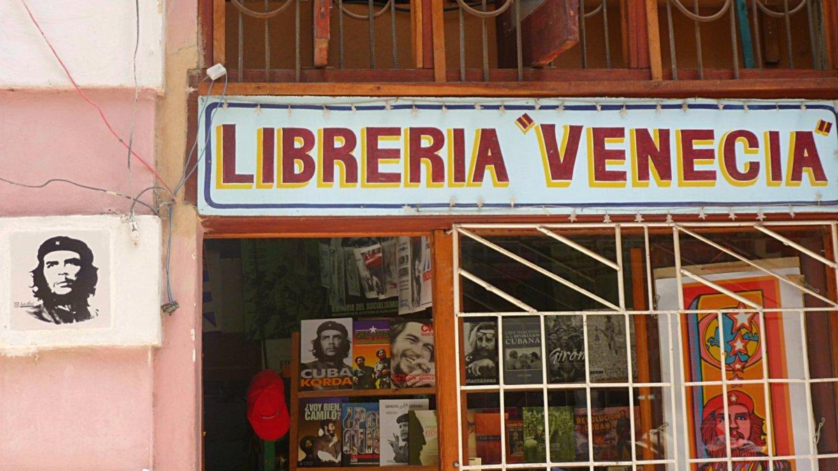 Che Guevara Kuba
