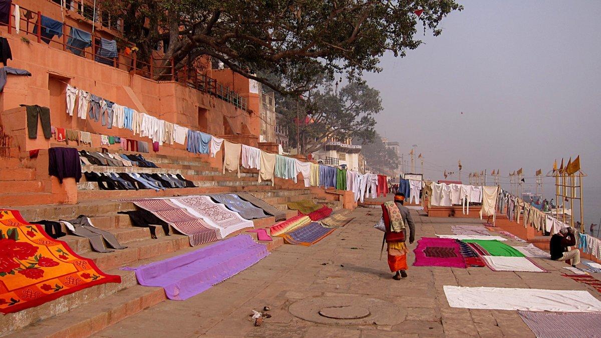 Ghats Varanasi