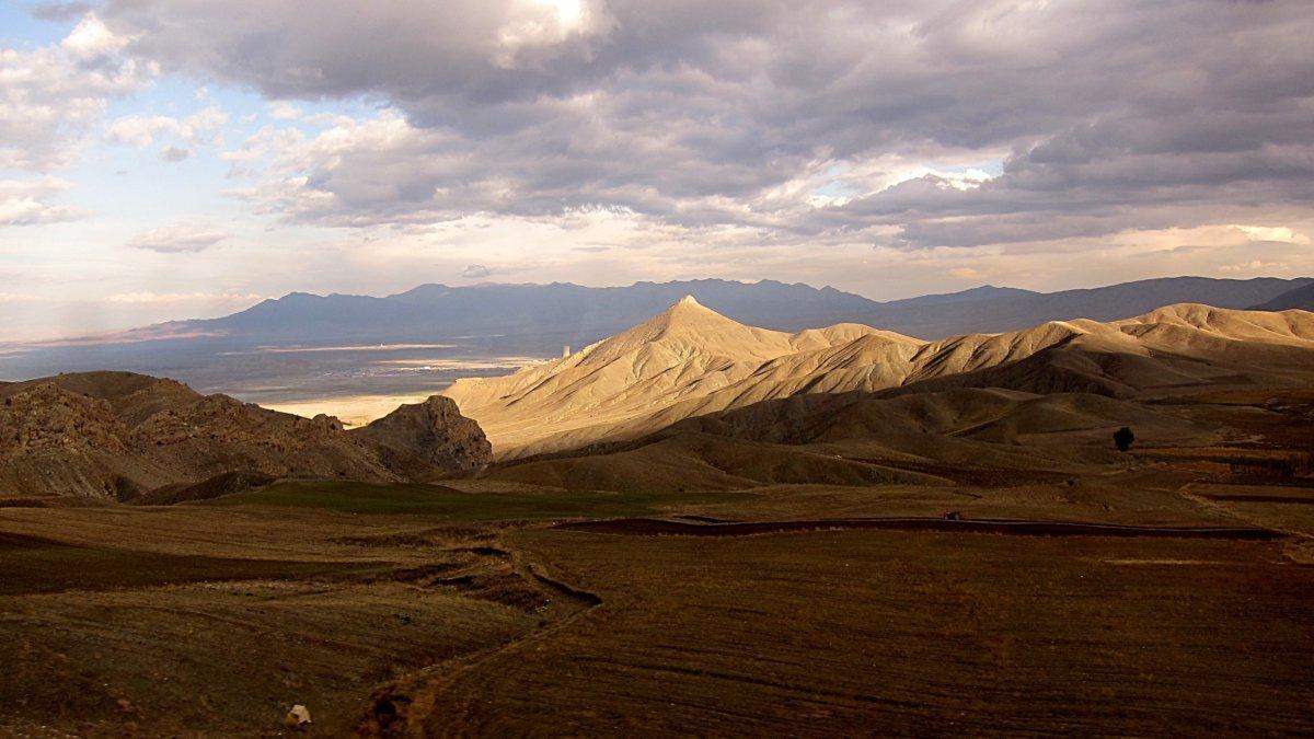 Landschaft Nordwestiran