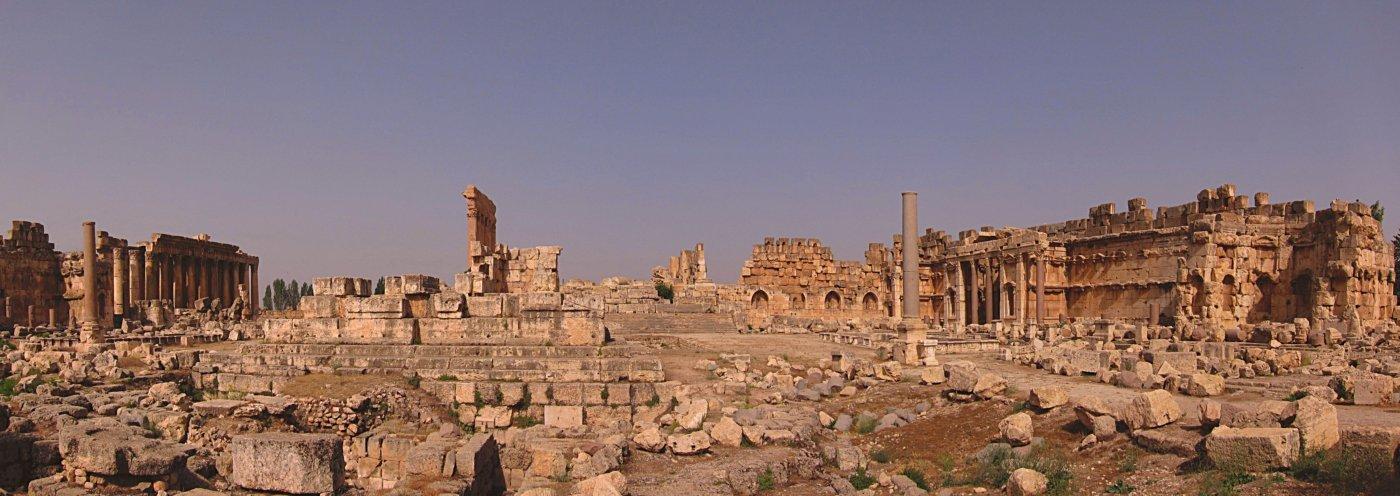 Tempel Baalbek