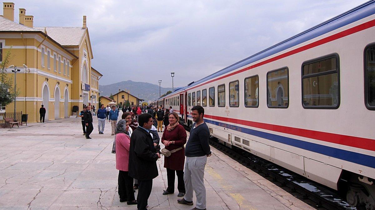 Bahnhof Kayseri