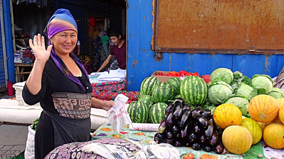 Bazar Osh