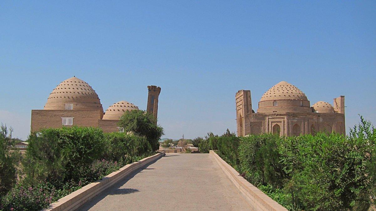 Najm ad-Din al-Kubra Mausoleum Kunye-Urgench