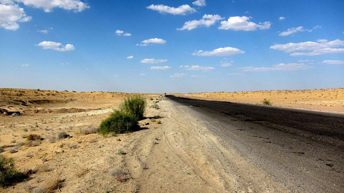 Karakum Wüste