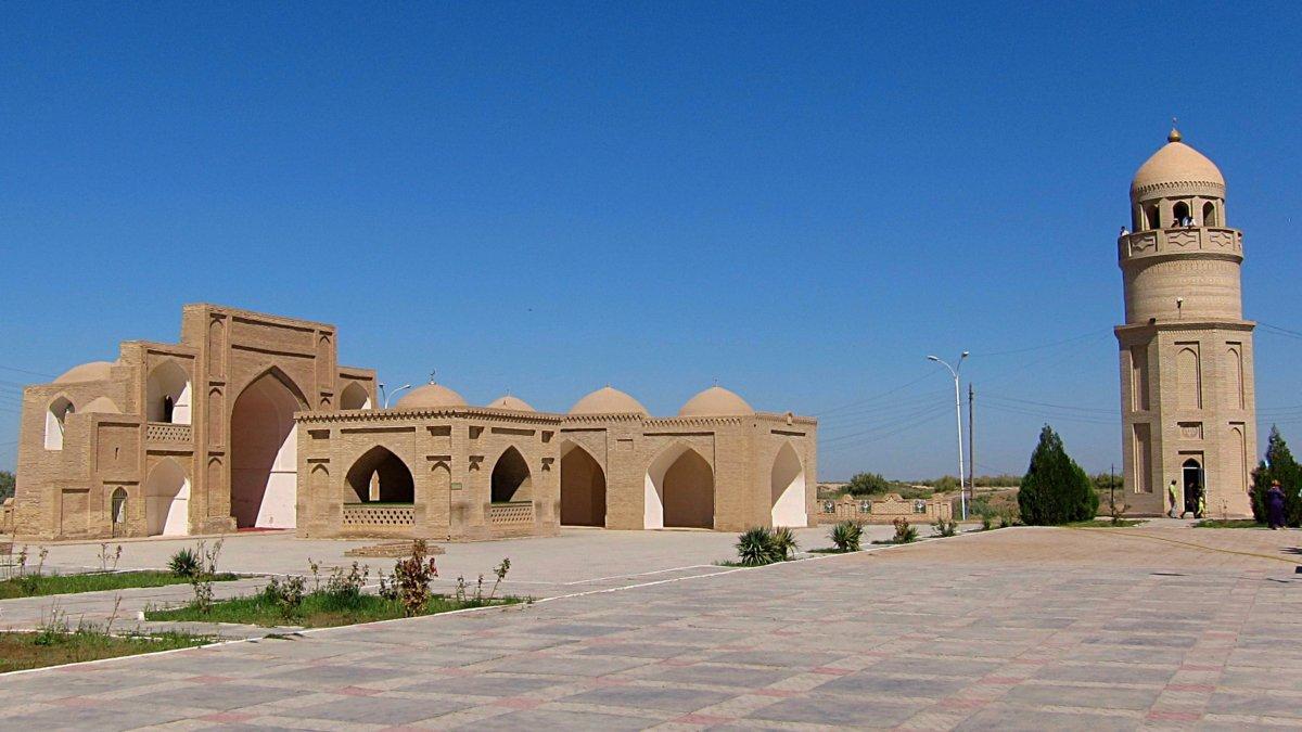 Yusuf Hamadani Moschee Merw
