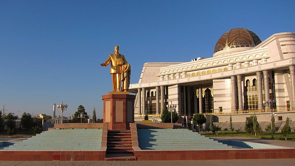 Turkmenbashi Mary
