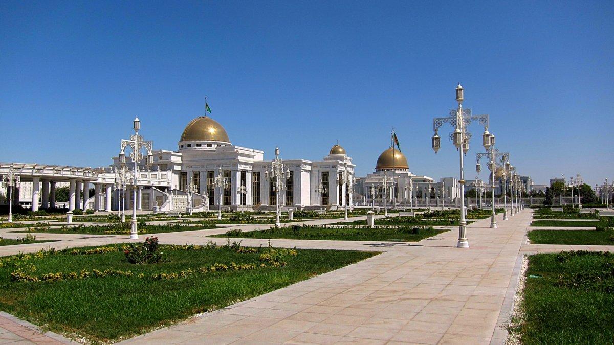 Turkmenbashi Palast Ashgabat