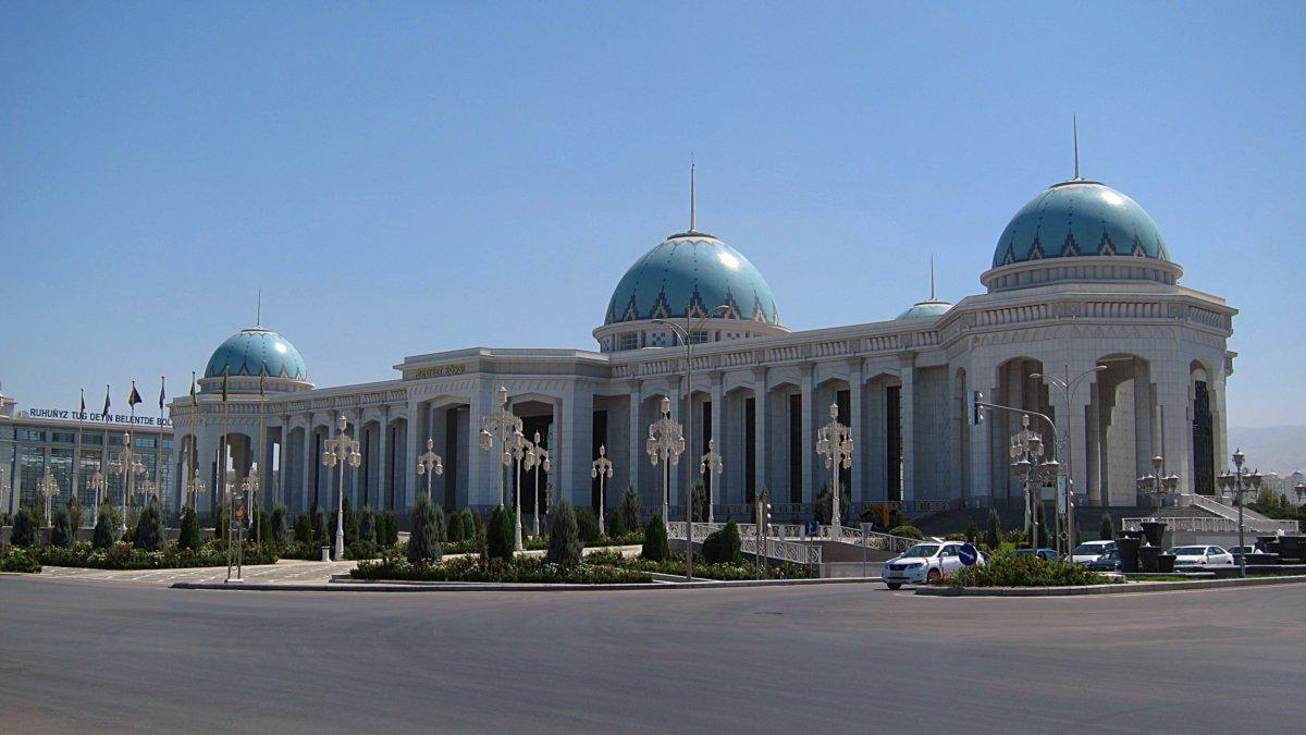 Parlament Ashgabat