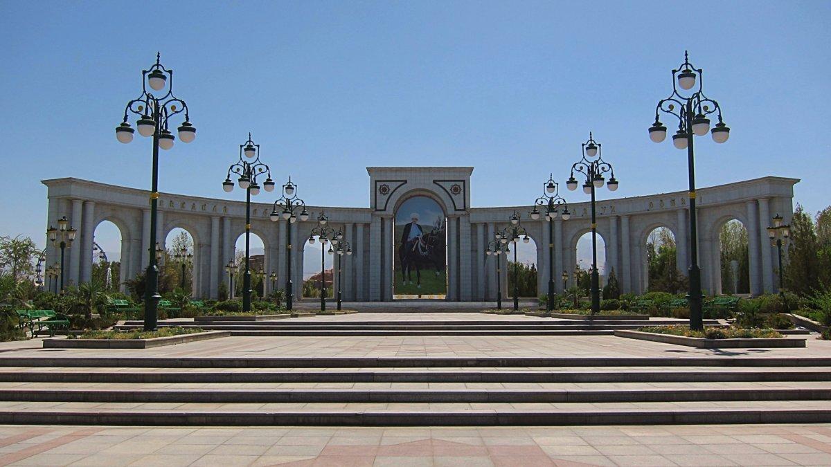 Berdymukhamedov Ashgabat