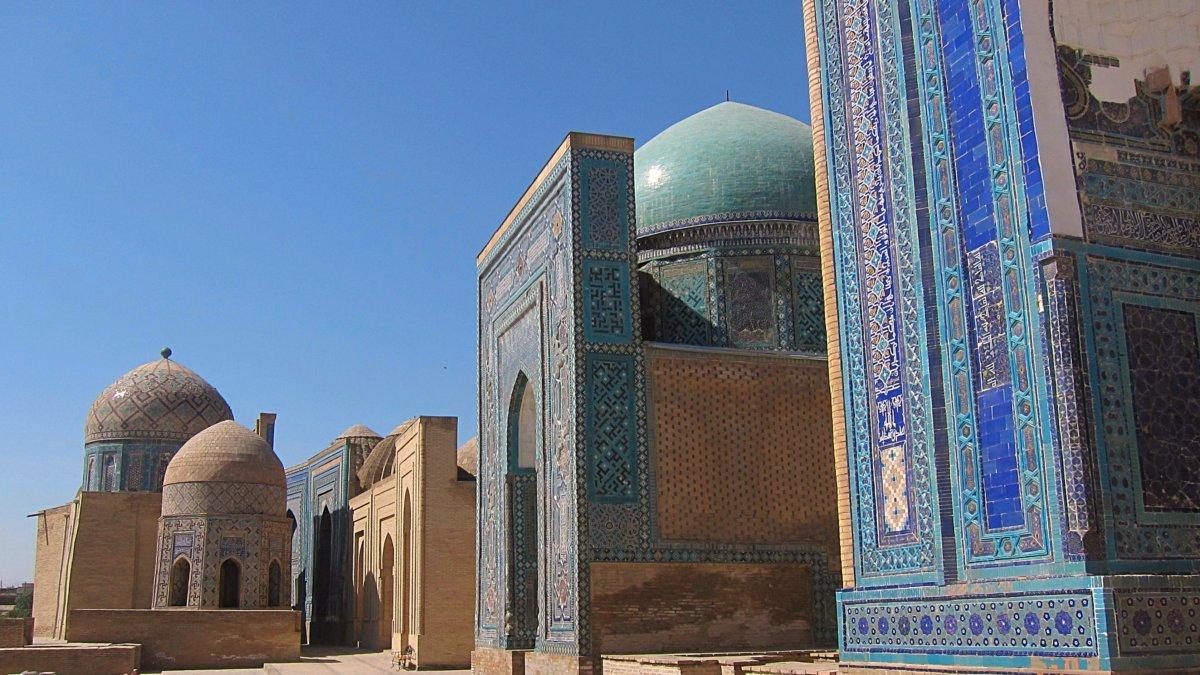 Schahi Sinda Ensemble Samarkand