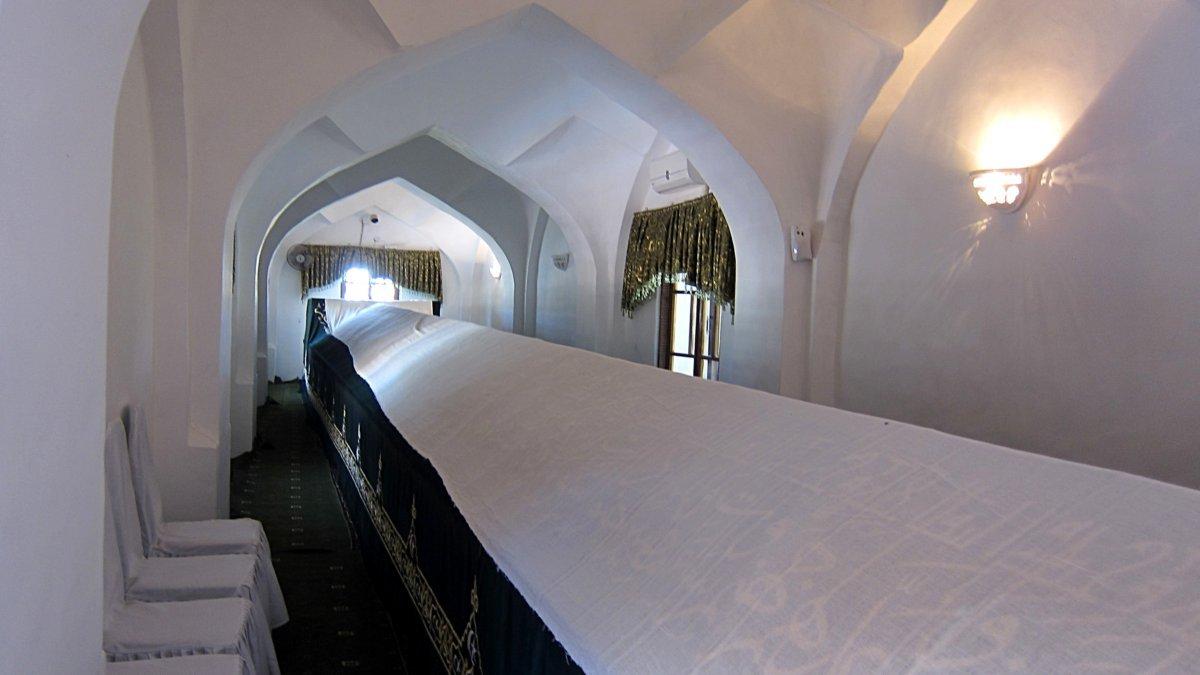 Khodja Doniyor Mausoleum Samarkand