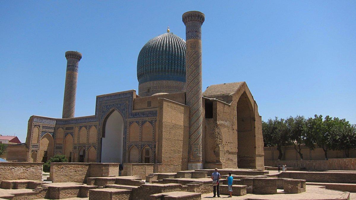 Gur Emir Mausoleum Samarkand